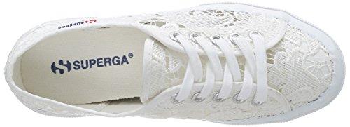 Sneakers Superga 2750 Macramew Unisex Bianche (901)