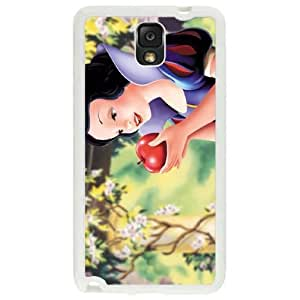 Snow White Samsung Galaxy Note 3 White Phone Case Cover LSK1991