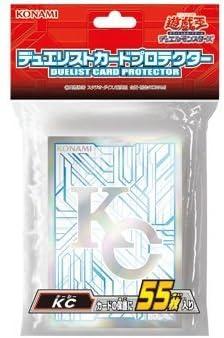 遊戯王 ハード スリーブ KC[55枚入り]海馬コーポレーション ロゴマーク[デュエルモンスターズ デュエリストカードプロテクタ
