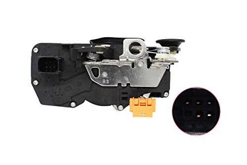Rear Right Passenger Side Door Lock Actuator Motor For 07 08 09 Cadillac Escalade ESV EXT Chevrolet Avalanche LS LT LTZ Base Suburban 1500 2500 Tahoe GMC Sierra 1500 Yukon XL