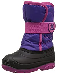 Kamik Girls SNOWBUG3 Cold Weather & Shearling