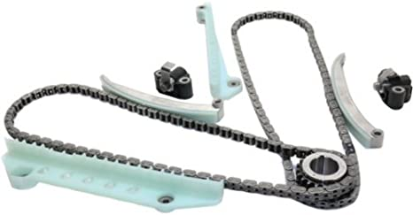 Timing Chain Kit compatible with Mustang 05-10 Explorer//Mountaineer 06-10 8 Cyl 4.6L SOHC Eng.