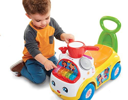 Fisher-Price 39988 Little People Ultimate Music Parade Ride-On, Multi Figura de construcción