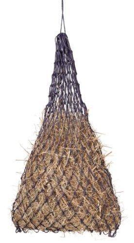 [Black Horse Tack Heavy Duty Slow Feed Feeder Hay Net] (Liberty Bell Costumes)