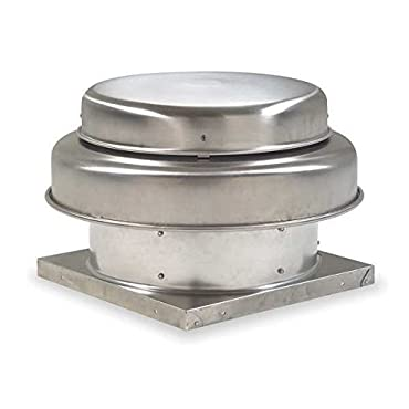 Dayton Exhaust Vent, 12 In, 4YC87 NEW