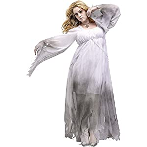 Halloween Plus Size Ghost Costume