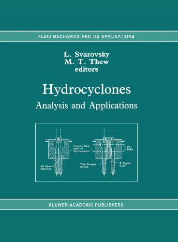 Hydrocyclones: Analysis and Applications (Fluid Mechanics and Its Applications)
