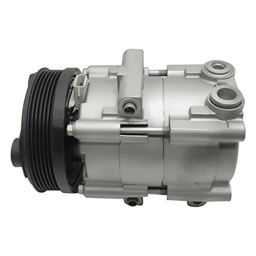 Mazda Tribute Ac Compressor - RYC Remanufactured AC Compressor and A/C Clutch EG145