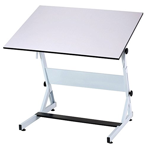 Bieffe Artist Adjustable Drafting Table 30x42'' by Bieffe