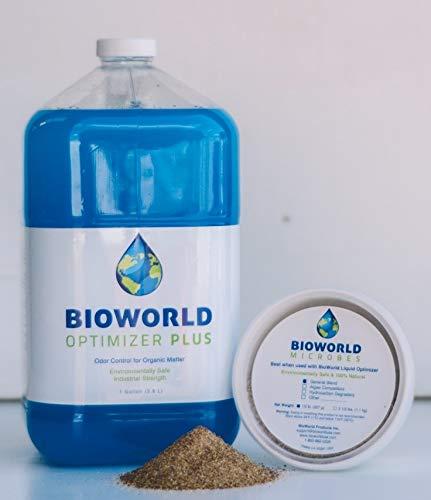 (BioWorld USA Inc Septic/Odor Treatment Unit)