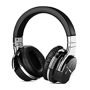 Willnorn Walker6 Wireless Active Noise Cancelling Bluetooth Headphones with Hi-Fi Sound, Microphone, NFC, 36-Hour Playtime