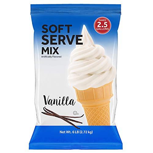 Clabber Girl Soft Serve Dry Mix (Vanilla, 6)