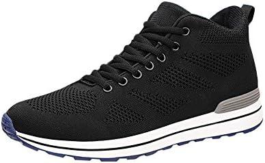 8cmUP スケートボードシューズ スニーカー 軽量 クッション性 シークレットシューズ スポ ーツシューズ 運動靴