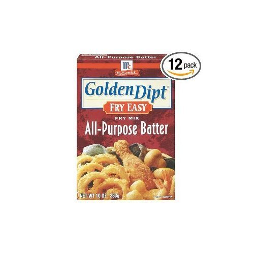 McCormick Fry Mix All-Purpose Batter 10 OZ (Pack of 24)