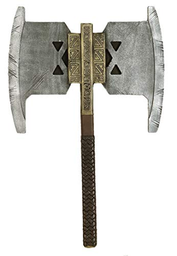 Rubie's Lord of The Rings Gimli Axe, Multicolor, 28-Inches