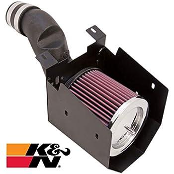 K/&N Filters Fits 2003-2015 Volkswagen Audi 57i Series Air Intake Kit