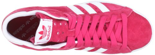 adidas Originals BASKET PROFI W, Sneakers Basses femme Pink (BLAZE PINK S13 / RUNNING WHITE FTW / METALLIC GOLD)