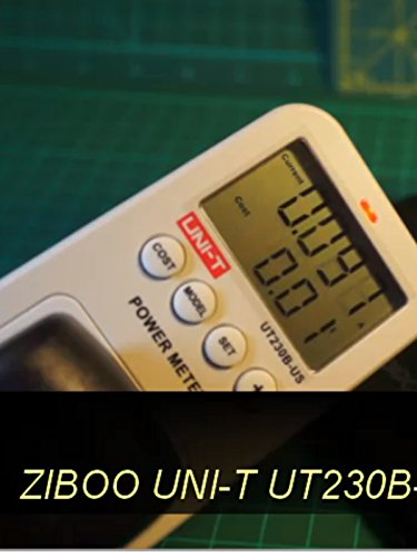 Review of Ziboo energy monitor