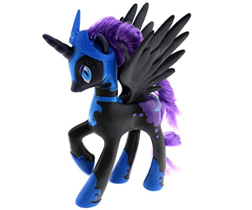 Kid Toy Model Gift For My Little Pony Princess Luna Night...