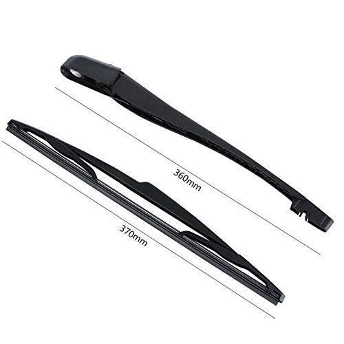 FidgetKute for Peugeot 206 106 306 207 208 Citroen C3 Saxo Car Rear Wiper Arms Blade Window