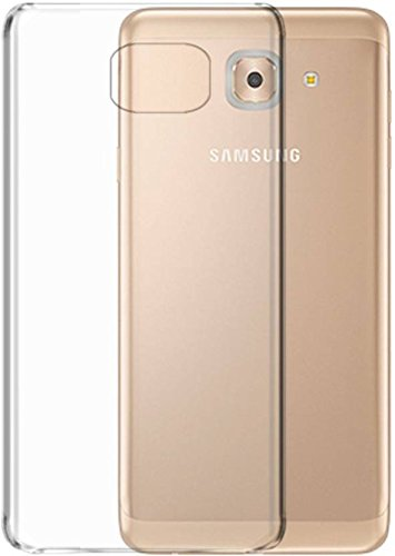 release date a8efe 585f6 Samsung J7 Max Transparent Soft Back Cover HemKing: Amazon.in ...