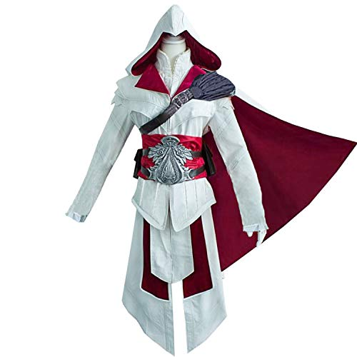 Adult Mens Fancy Uniform for Ezio Cosplay Costume Customize Halloween (Custom ()