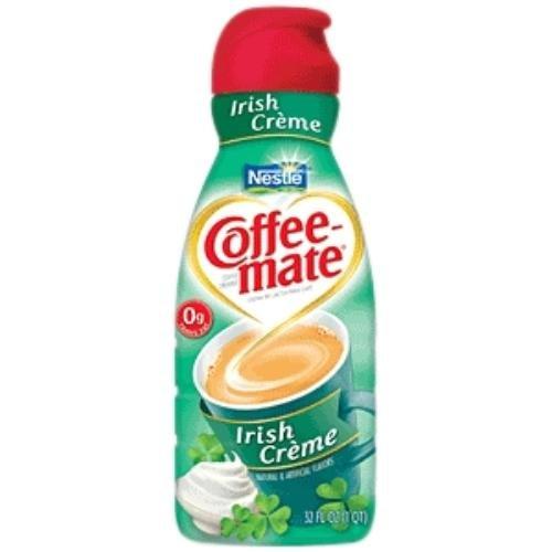 Coffee Mate Irish Cr%C3%A8me Liquid Creamer