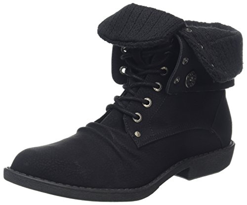 Rock Femme Noir Alexi Blowfish Bottes blk 331 Motardes Pu Saddle xw0qPq6BKt
