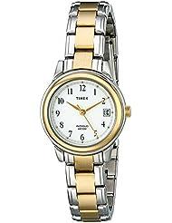 Timex Womens Fashion Two-Tone Bracelet #T25771