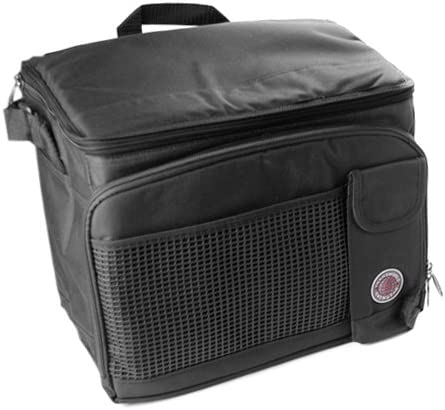 Transworld Durable Deluxe Insulated Lunch Cooler Bag (Many Colors and Size Available) (13 1/2