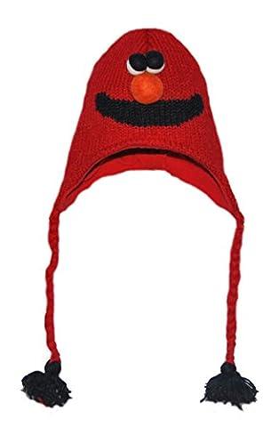 Ski Monstre Gratuit Costume - Elmo Sesame Street Animal Hat Child -