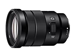 Image of the product SELP18105G E PZ 18 105mm that is listed on the catalogue brand of Sony. With an score of 4.0.