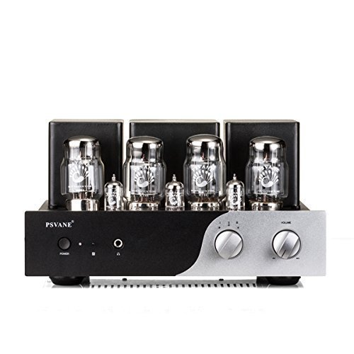 PSVANE KT88 Integrated Push-pull Vacumn Tube Amplifier, Headphone Output Supported,with Remote control PSVANE