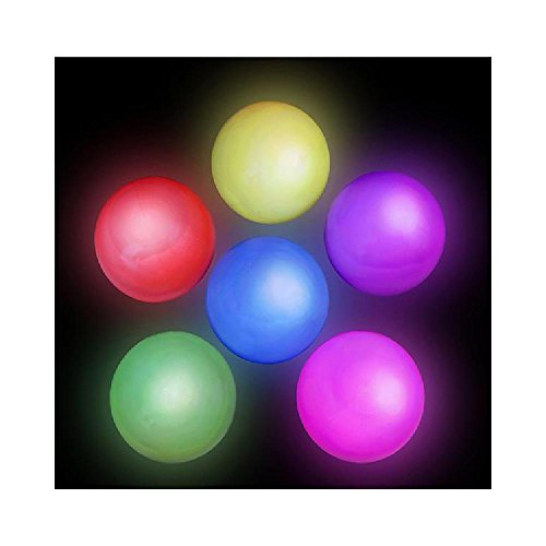 2.75'' Light-Up Galaxy Ball by Bargain World