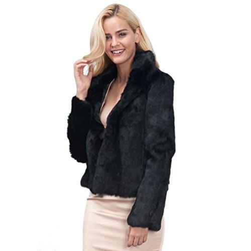 SHOBDW Manteaux Hiver Femme Chaud Veste  Capuche Hoodie Casual Sweatshirt Jumper Sport Hauts Tops Pullover Blouse Blouson Mode, Noir,S-XL Noir