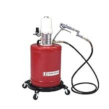 FIT TOOLS 5 Gallon / 20L Air Grease Pump with High Pressure Booster Gun