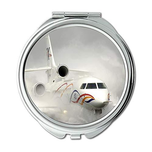 - Yanteng high Definition Aircraft,Mirror,Compact Mirror,Street Fighter Xbox 360,Pocket Mirror,Portable Mirror