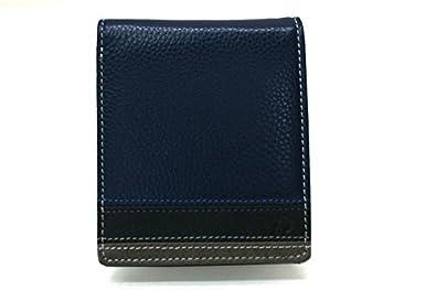 a6b241e80d3c Amazon.co.jp: HANG TEN(ハンテン)エース 折財布 (ボタン 61HT03) 0310クロ: シューズ&バッグ