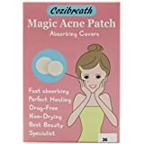 Magic Acne Patch Absorbing Cover Dot Hydrocolloid Acne Stickers Clear Breathable (Multi-Pack 36 count)