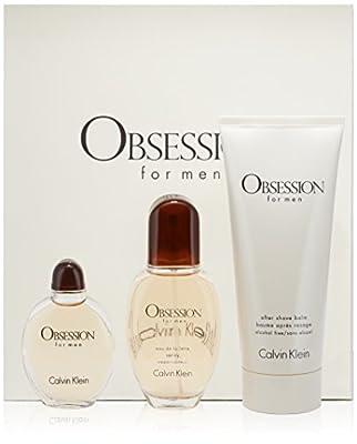 Calvin Klein Obsession for Men Gift Set, 3 ct.