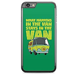 Loud Universe Scooby Doo Van iPhone 6 Case Scooby Doo Quote iPhone 6 Cover with Transparent Edges