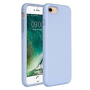 Amazon.com: iPhone 8 Case Liquid Silicone, iPhone 7
