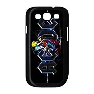 [H-DIY CASE] For Samsung Galaxy S3 -AC/DC Rock Music Band-CASE-15