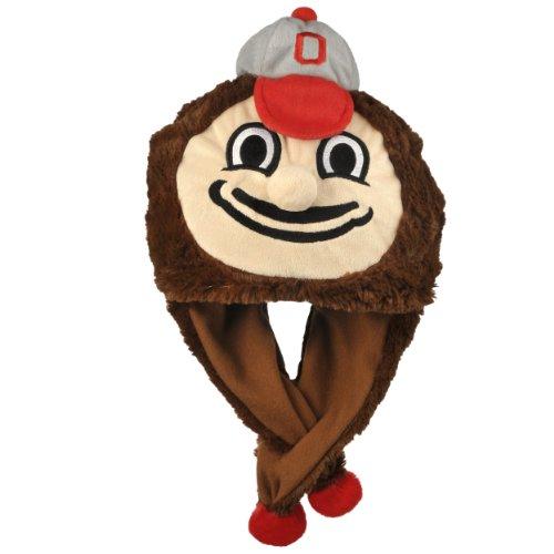 NCAA Ohio State Buckeyes Thematic Mascot Dangle (Ncaa Mascot Costumes)
