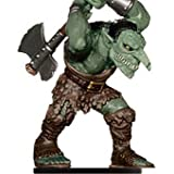 D & D Minis: Skalmad The Troll King # 34 - Dangerous Delves