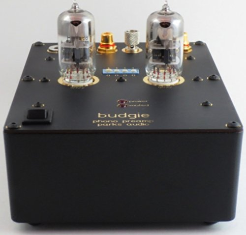 Budgie Tube Phono Preamp