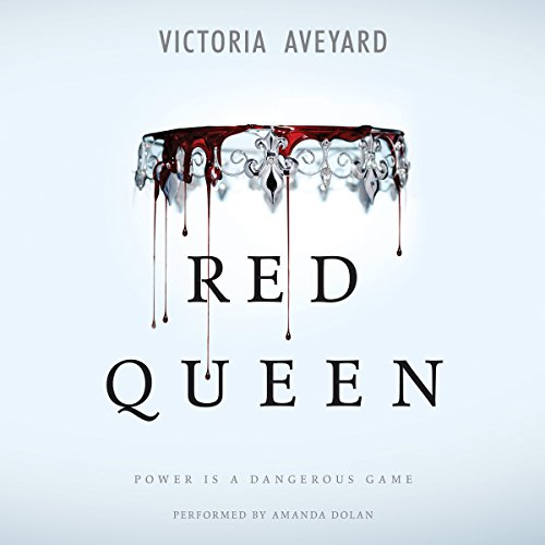 Top 10 recommendation red queen series audible 2020