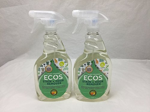 Image of Earth Friendly Stain and Odor Remover Spray - 22 fl oz ( 2 Pack )