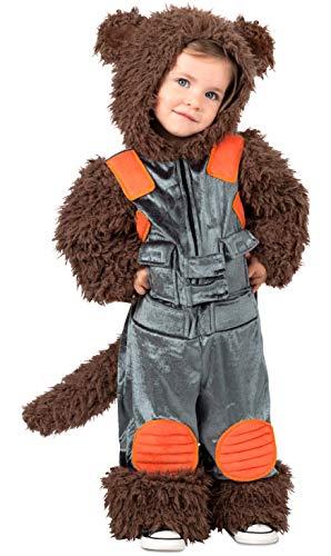 Raccoon Costumes Toddler - Princess Paradise Unisex Child 6062_1218 Rocket