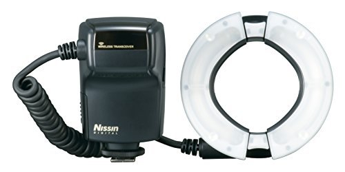 Nissin Macro Ring Flash MF 18 for Canon